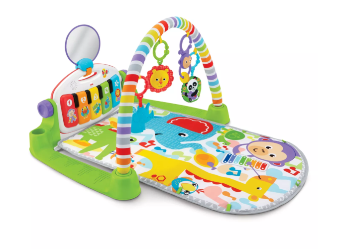 Best Baby Toys First Year Fisher Price Kick and Play
