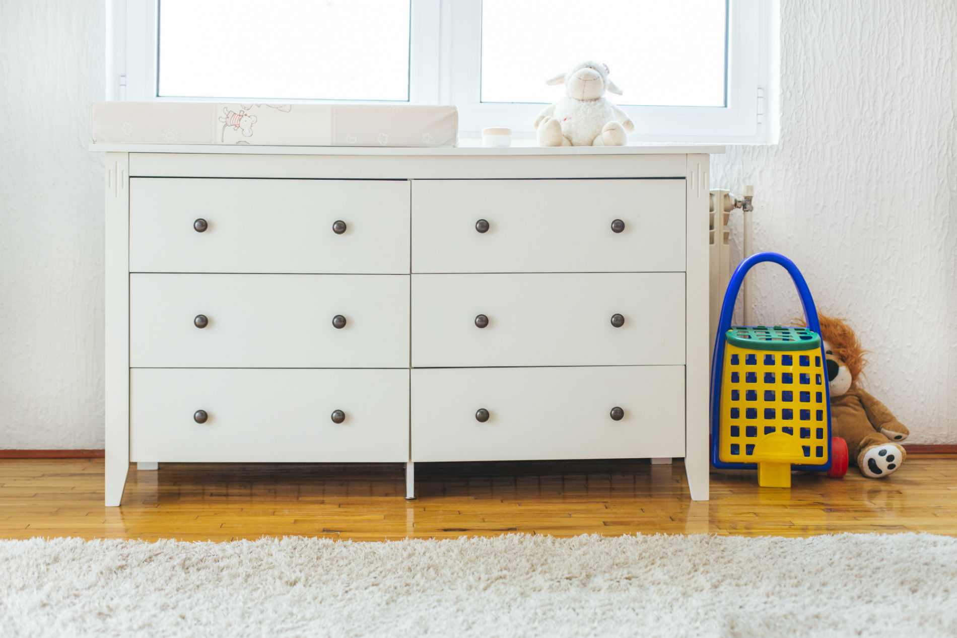 The Best Kid Dressers For Growing Wardrobes