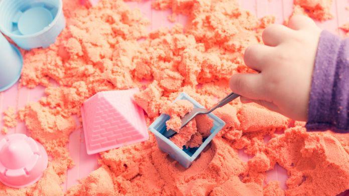 Best Kinetic Sand Amazon