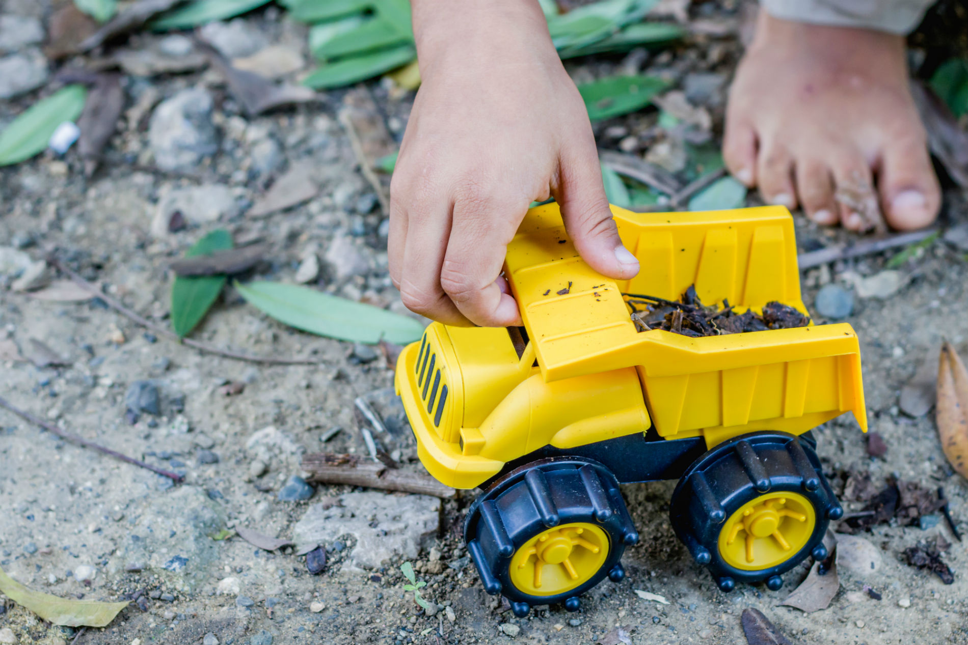 The Best Toy Trucks For Little Kids Obsessed With Big Wheels