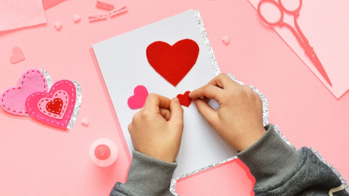 Easy Kids Valentine's Cards