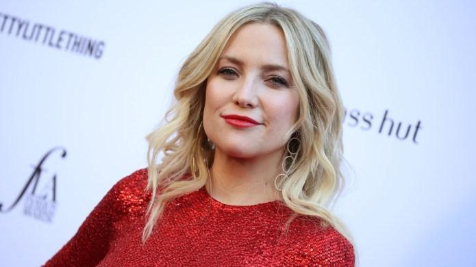 Kate Hudson Tells Ellen DeGeneres She