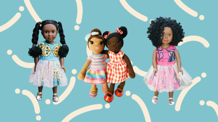 black-and-biracial-dolls