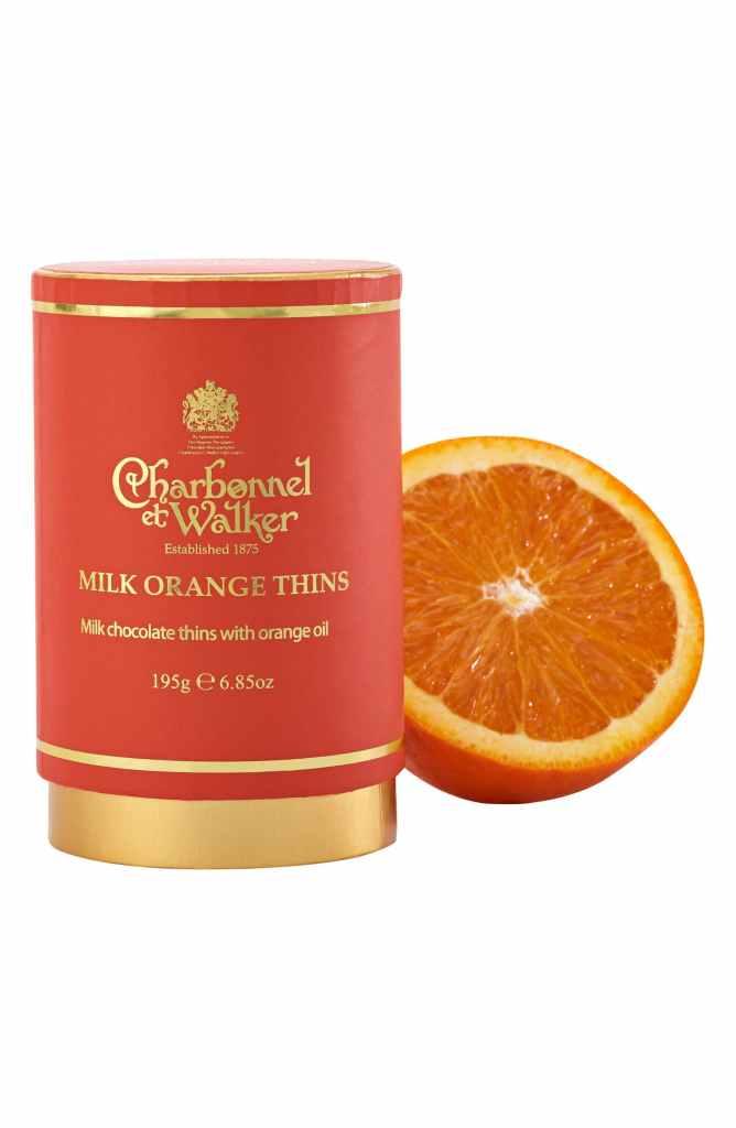 Charbonnel et Walker Orange Thins