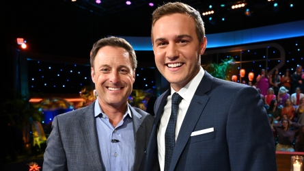 Chris Harrison Peter Weber