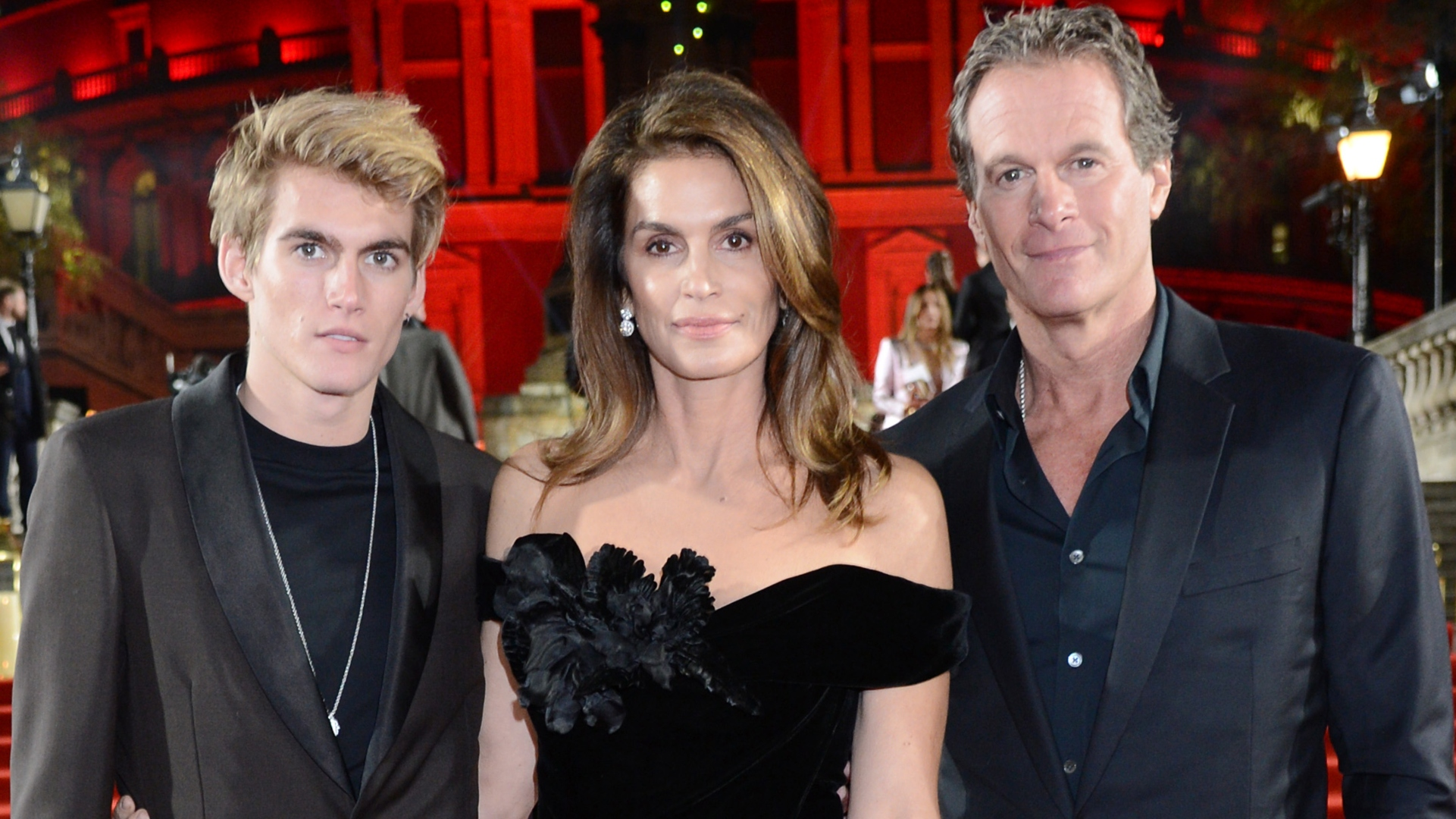 Cindy Crawford & Rande Gerber's Son Presley Has Them 'Concerned'