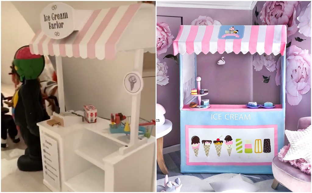 Inside Kim Kardashian S Playroom For Her Kids How You Can Copy It Sheknows