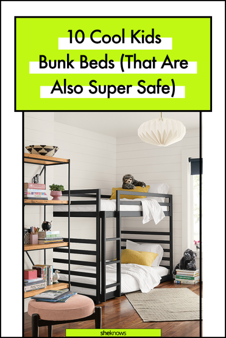 Cool and Safe Bunk Beds