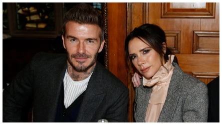 David Beckham Still Has Adorable Keepsake