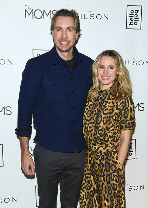 Dax Shepard and Kristen BellHello Bello brand launch, New York, USA - 25 Feb 2019