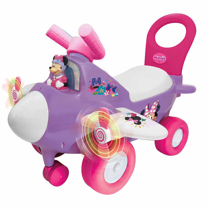 Best Toys From Costco Disney Minnie Mouse Activity Plane