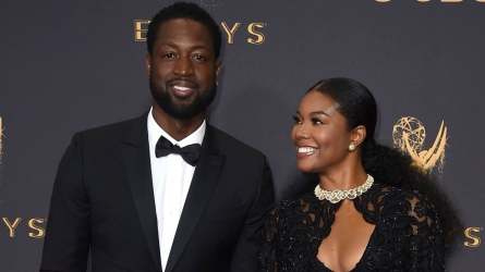 Dwayne Wade & Gabrielle Union Do