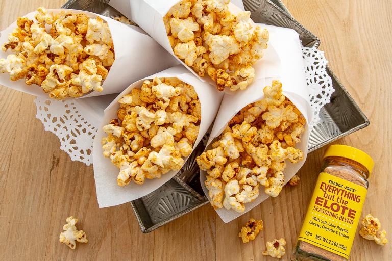 Trader Joe's Elote Popcorn