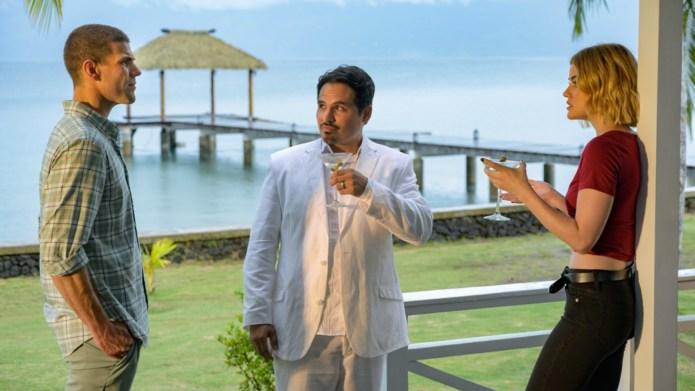 'Fantasy Island' movie 2020 Michael Peña