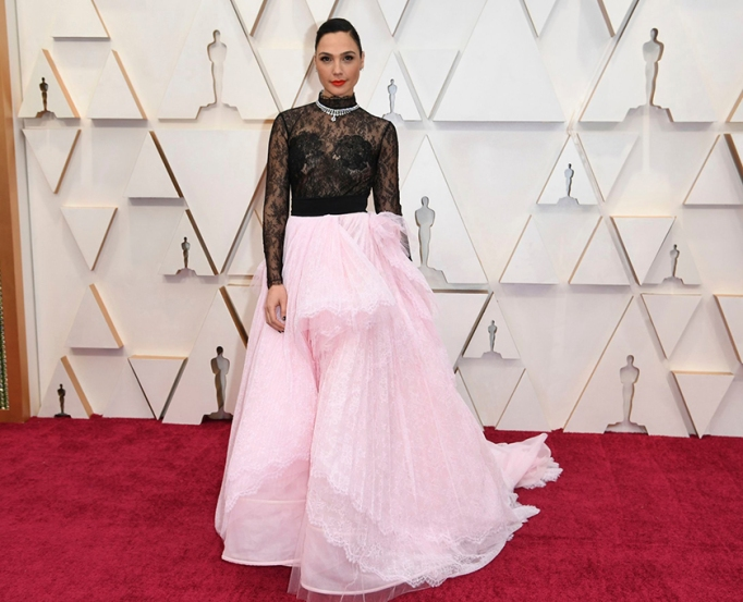 Gal Gadot arrives at the Oscars, at the Dolby Theatre in Los Angeles92nd Academy Awards - Arrivals, Los Angeles, USA - 09 Feb 2020