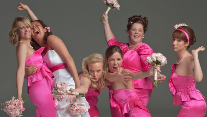 'Bridesmaids' Cast