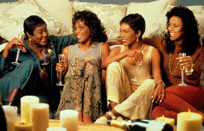 'Waiting to Exhale' still