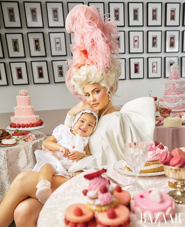 Kylie Jenner Reveals How 'Keeping Up With the Kardashians' Prepared Her to Raise Stormi.