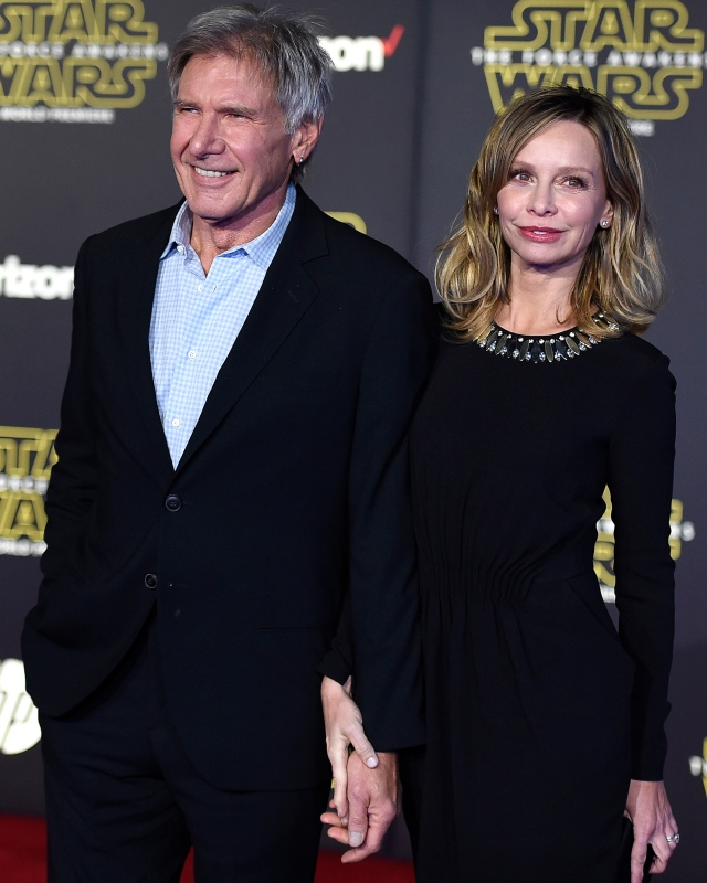 Harrison Ford's Secret to a Happy Marriage Is Both Humble & Hilarious.