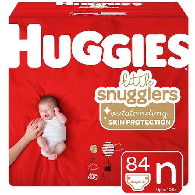 Huggies Little Snugglers Best Diapers Newborns Amazon