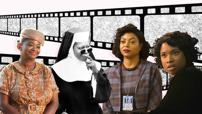 Octavia-Spencer-Whoopi-Goldberg-Jennifer-Hudson-Taraji-P-Henson-iconic-roles-played-by-black-women-in-hollywood