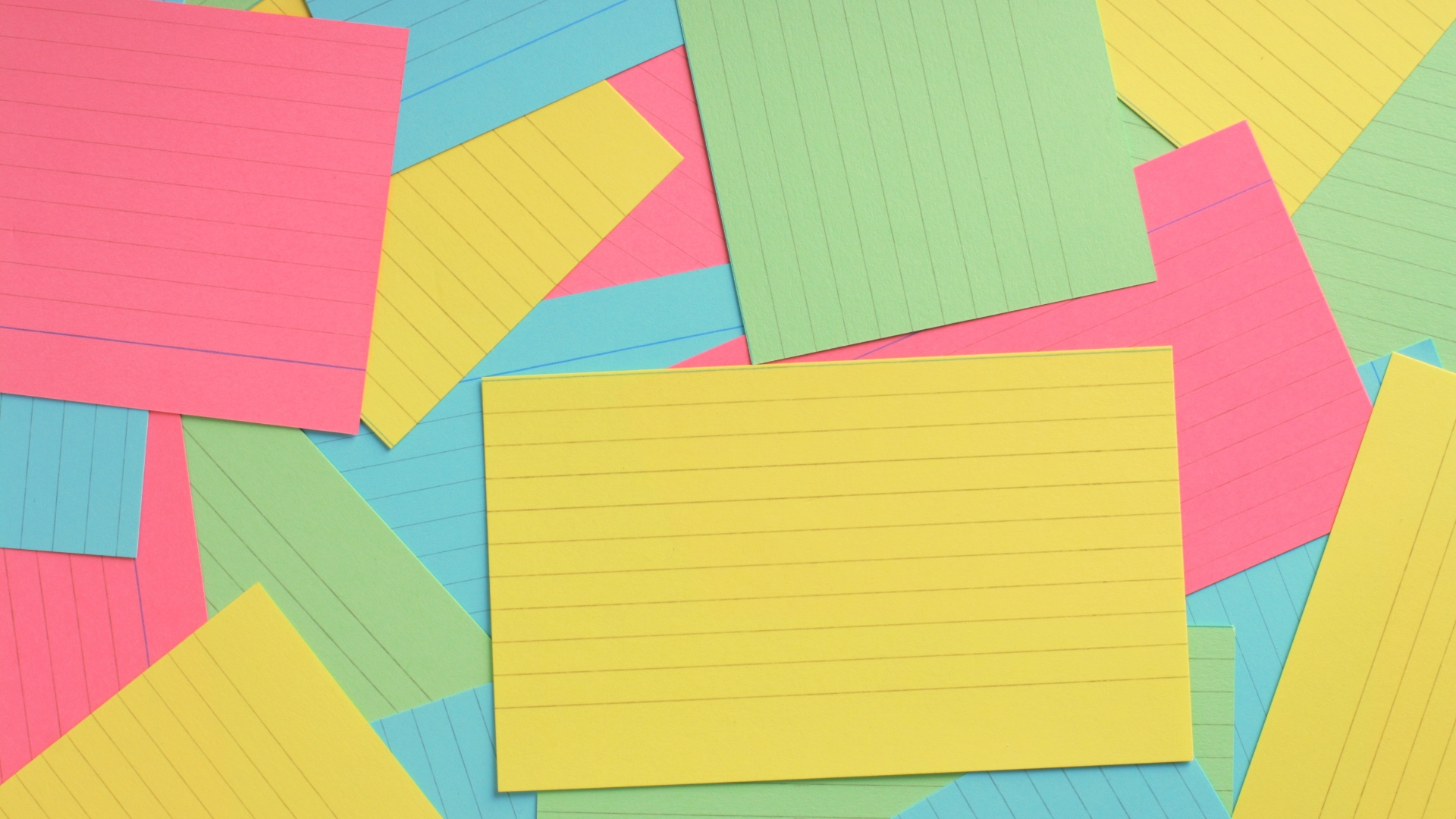 The Best 3x5 Cards to Get You Organized