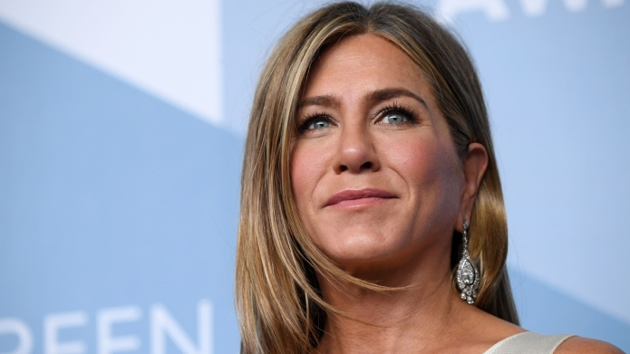 Jennifer Aniston Says Growing Up in