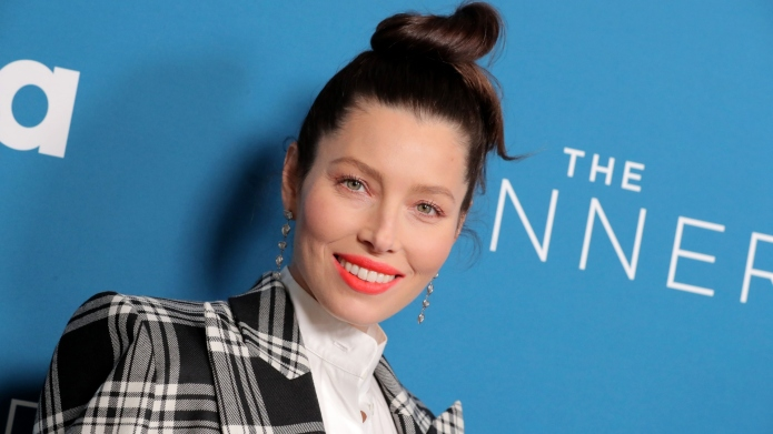 Jessica Biel Just Shared a Rare