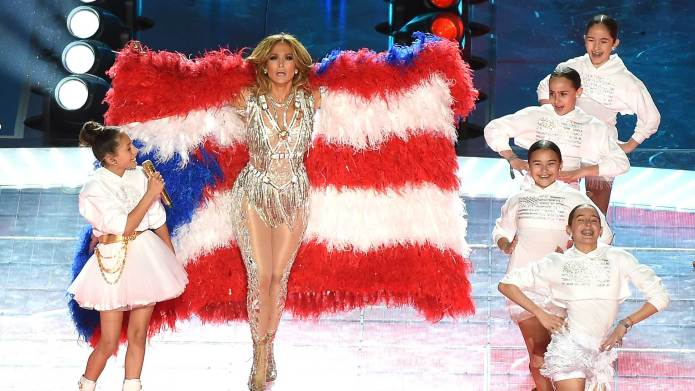 Jennifer Lopez and daughter Emme at