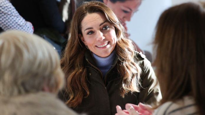 Kate Middleton, '5 Big Questions' Campaign