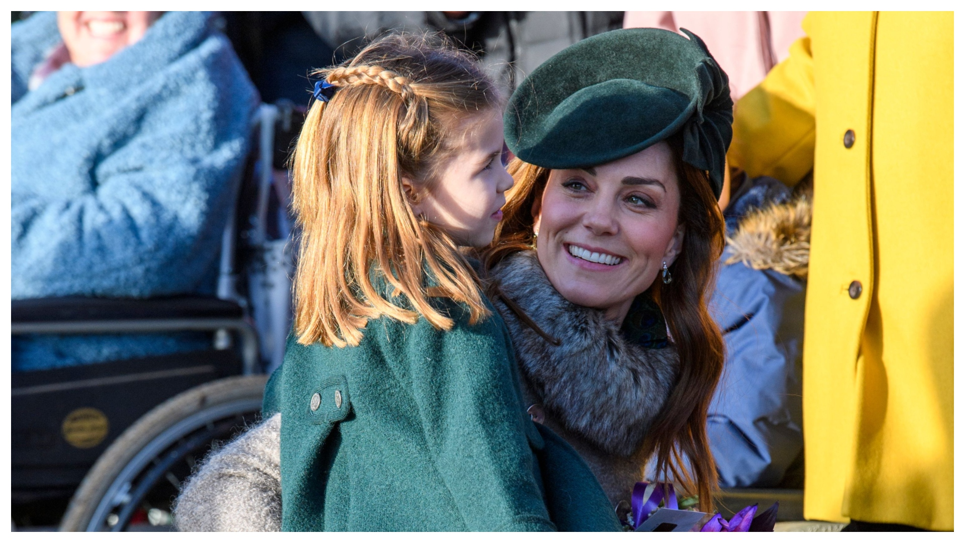 Kate Middleton Shares Never Before Seen Photo of Princess Charlotte: 'It Means So Much to Me'