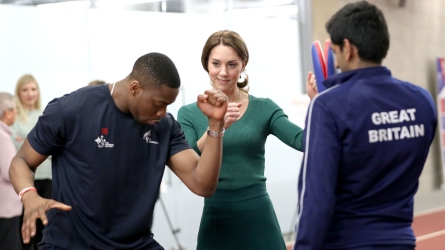 Move Over, Sporty Spice! Kate Middleton