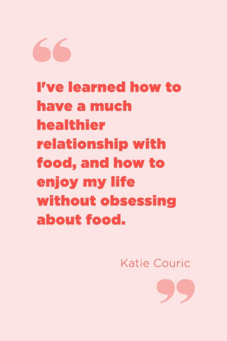 "Inspiring Food Attitude Quotes | Ditch ""obsessing"""