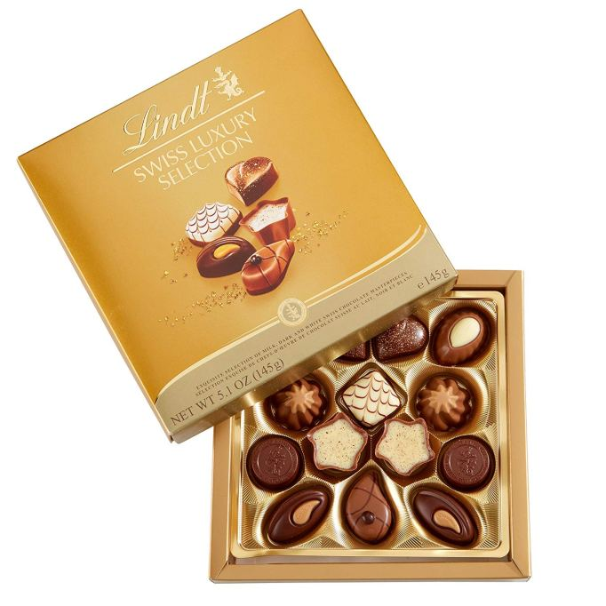 Lindt Swiss Luxury Selection Boxed Chocolate