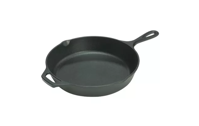 "Lodge 12"" Cast Iron Skillet"