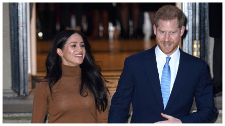 Meghan Markle Prince Harry first appearance