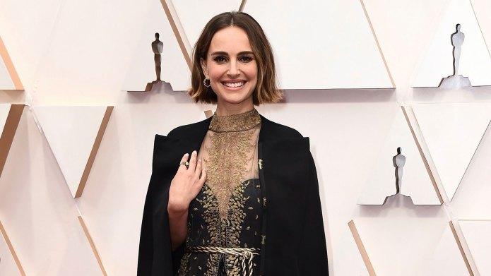 Natalie Portman Oscars Female Directors