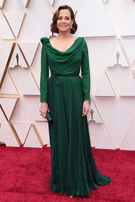 Sigourney Weaver 92nd Annual Academy Awards