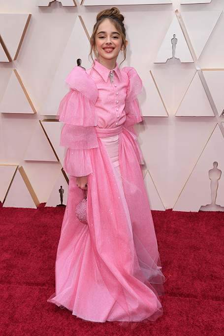 Julia Butters 92nd Annual Academy Awards