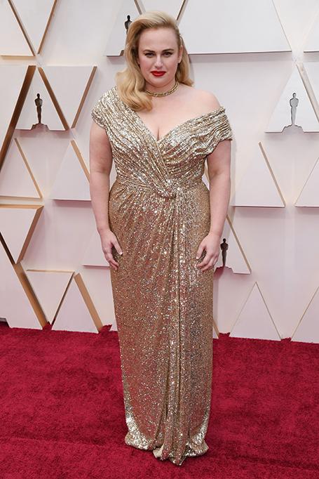Rebel Wilson 92nd Annual Academy Awards