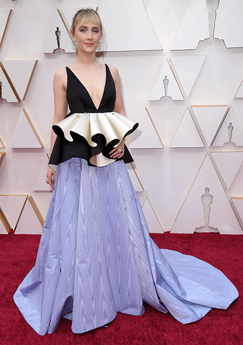 Saoirse Ronan92nd Annual Academy Awards, Arrivals, Los Angeles, USA - 09 Feb 2020