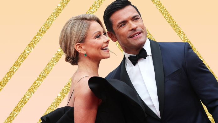 Celebrity Couples Oscars 2020: Kelly Ripa