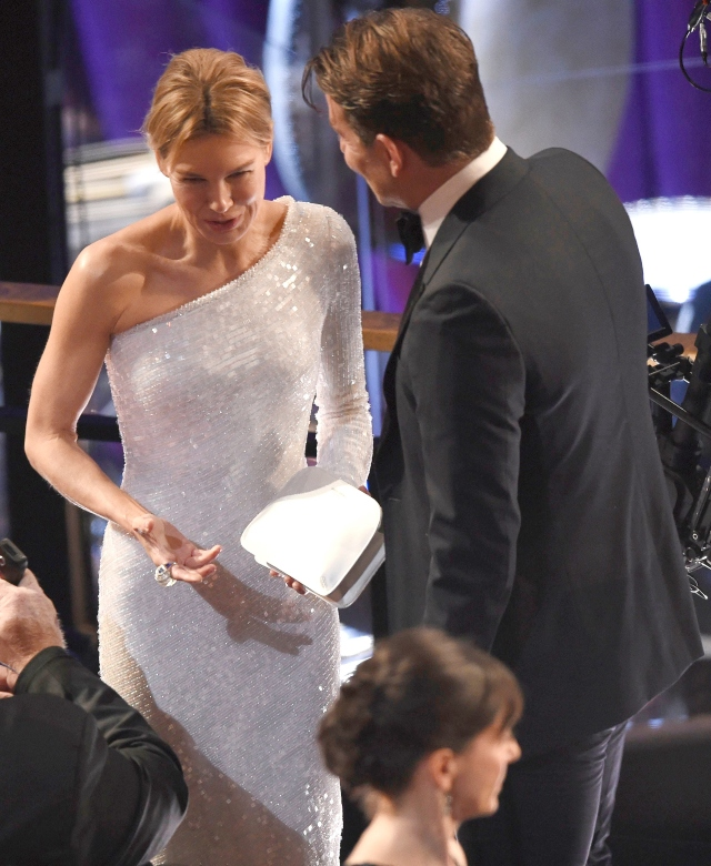 Renée Zellweger Reunites With Ex Bradley Cooper at the 2020 Oscars, & How Could We Forget They Dated?