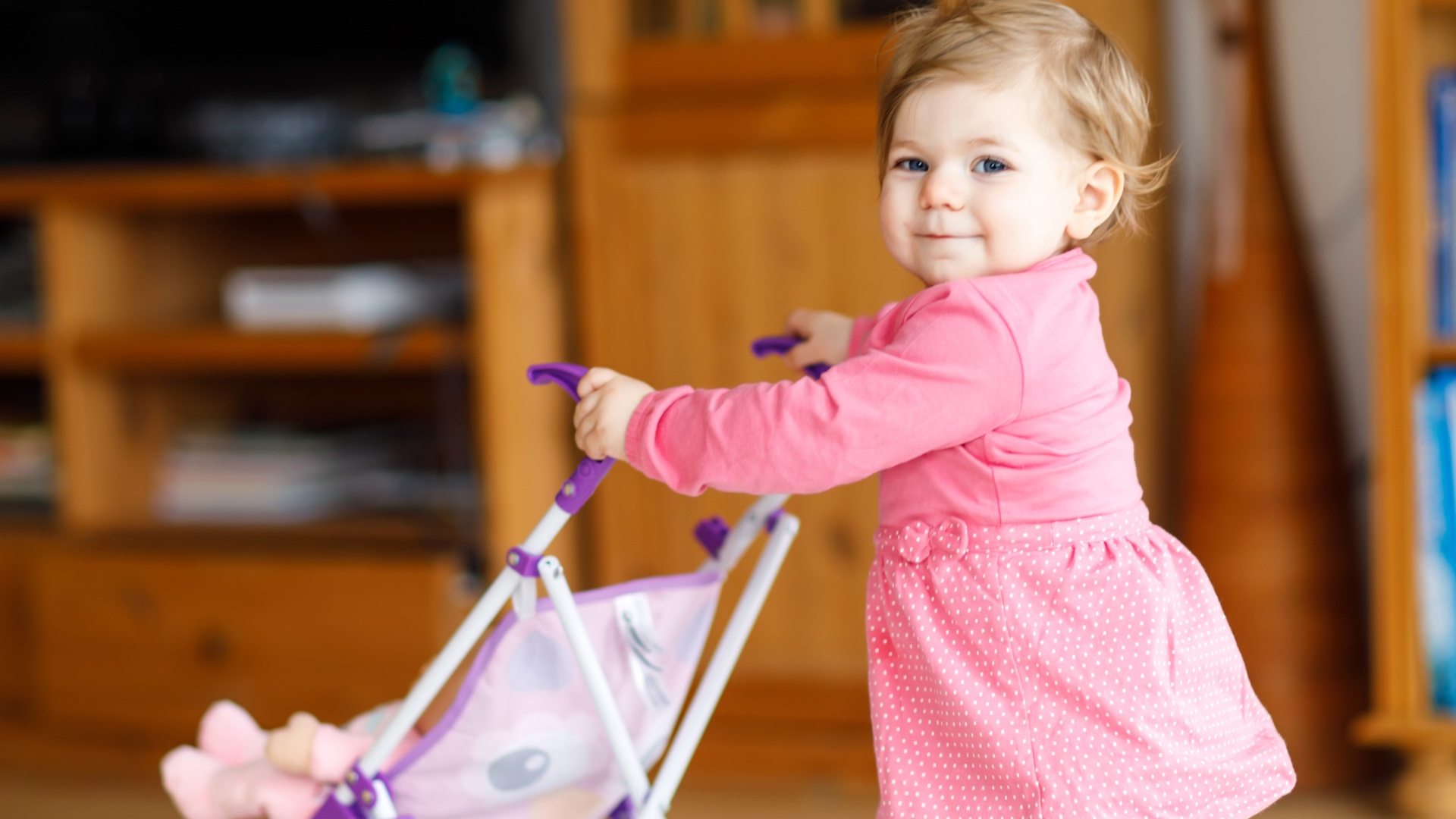 5 Push Toys for Active Fun