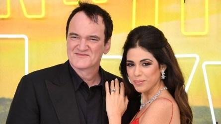 Quentin Tarantino Daniella Pick