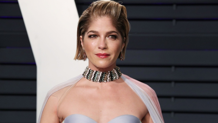 Selma Blair Gets Vulnerable About the