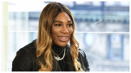 Serena Williams Gets Candid About Being