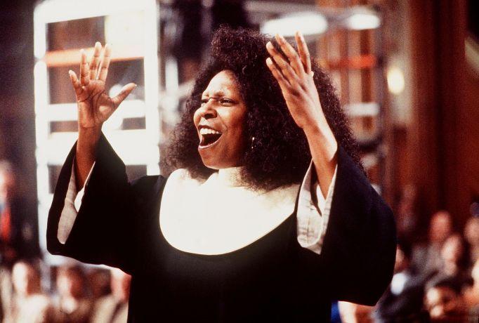 Whoopi Goldberg in 'Sister Act' - 1992