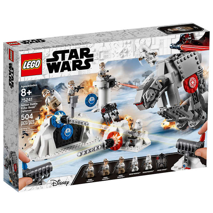 Best Toys From Costco LEGO Star Wars Battle Action Playset