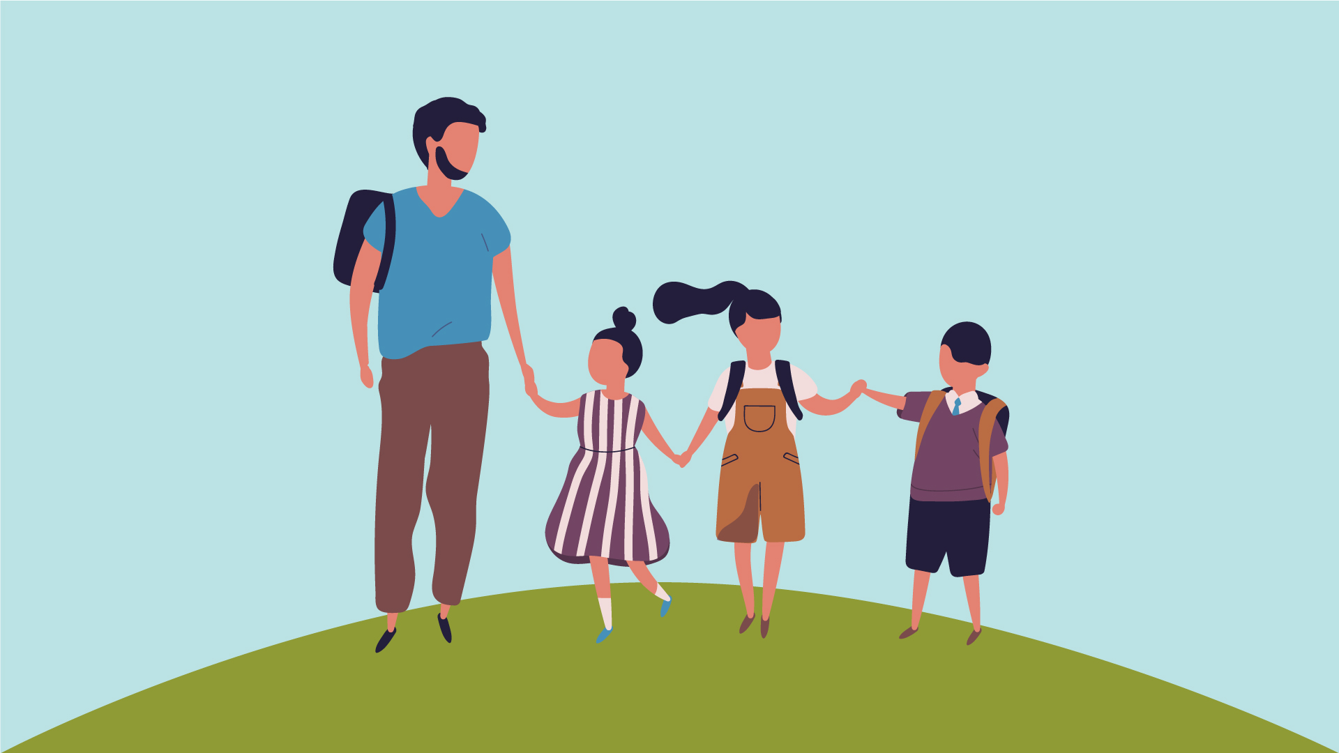 5 Stay-at-Home Dads Share Their #1 Biggest Struggle